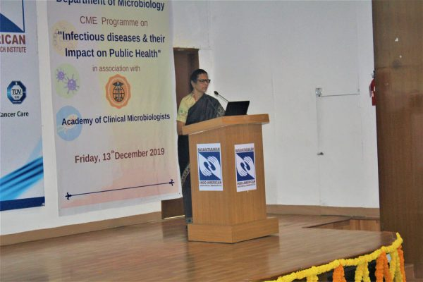 Basavatarakam Cancer Hospital 2019 CME programme on 'Infectious diseases & their impact on public health'