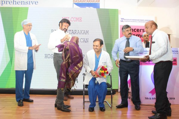 Basavatarakam Cancer Hospital Live Operative Workshop on Cancers in Women 2019