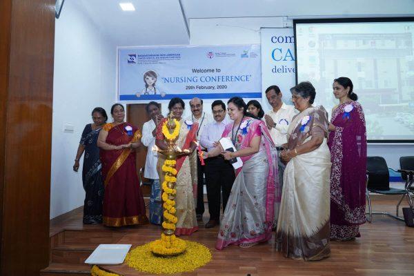 Basavatarakam Cancer Hospital Hyderabad Nursing Excellence conference 2020