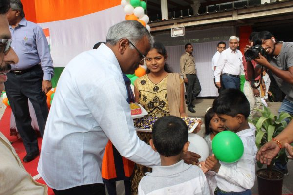 Basavatarakam Cancer Hospital India Hyderabad Independence Day Celebrations