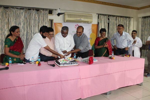 Basavatarakam Cancer Hospital India Hyderabad celebrating addlife anniversary