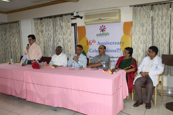 Basavatarakam Cancer Hospital India Hyderabad celebrating addlife anniversary