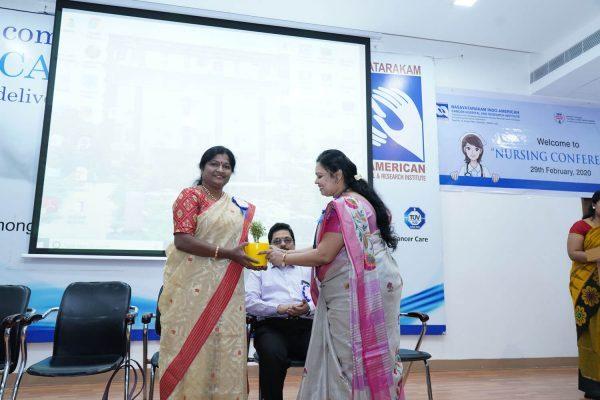 Basavatarakam Cancer Hospital Nursing Excellence conference 2020