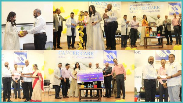 Basavatarakam Hospital Childrens Cancer Fund Rashmika Mandanna