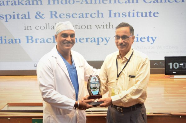 Basavatarakam Indo American Cancer Hospital 2019 Live Head & Neck Brachytherapy Workshop