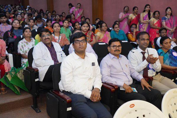 Basavatarakam Indo American Cancer Hospital Nursing Excellence conference 2020 Basavatarakam Hospital Hyderabad