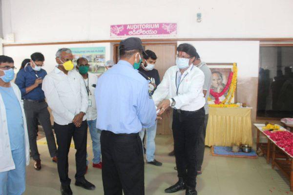 Cancer Hospitals Hyderabad Basavatarakam Hospital 73rd birth anniversary of Late Sri Kodela Siva Prasada Rao (2)