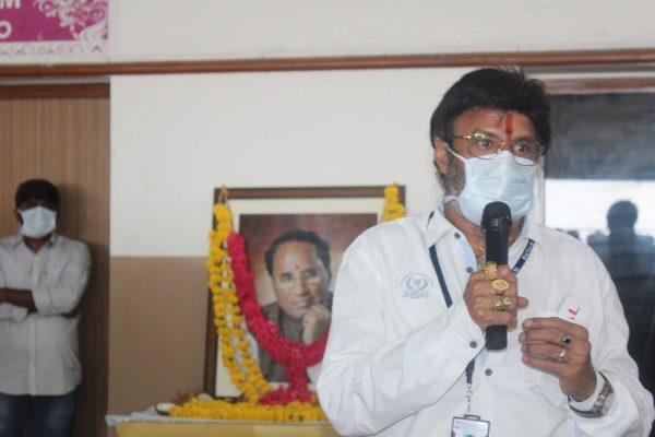 Cancer Hospitals Hyderabad Basavatarakam Hospital 73rd birth anniversary of Late Sri Kodela Siva Prasada Rao