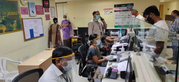 Cancer Hospitals Hyderabad Indo American Hospital Hyderabad precautions against COVID-19 Basavatarakam Hospital Hyderabad