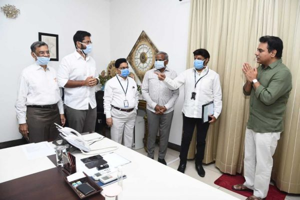 Cancer hospital hyderabad Basavatarakam Hospital Chairman Nandamuri Balakrishna donation towards telangana CM relief fund