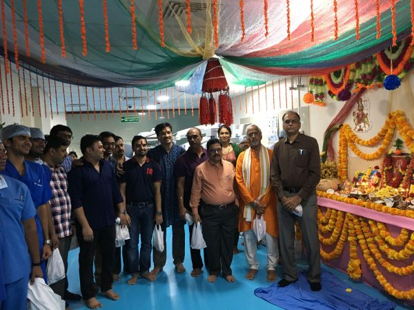 Basavatrakam Indo-American Cancer Hospital Dussehra Ayudha Puja Celebrations