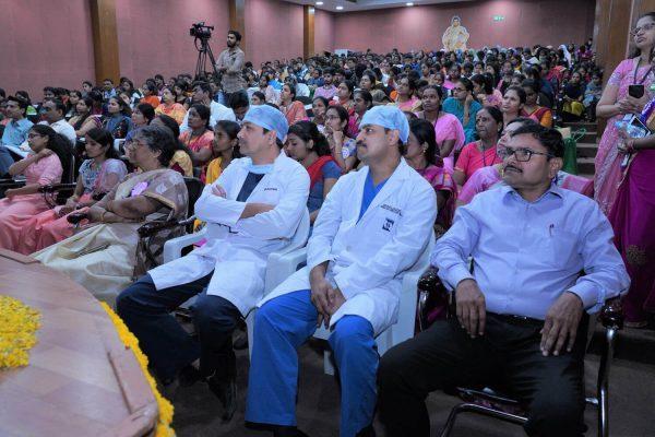 Indo American Cancer Hospital Nursing Excellence conference 2020 Basavatarakam Hospital