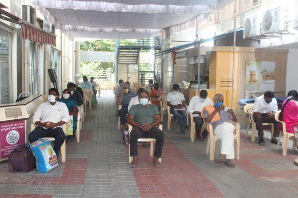 Indo American Hospital Hyderabad precautions against COVID-19 Basavatarakam Hospital Hyderabad