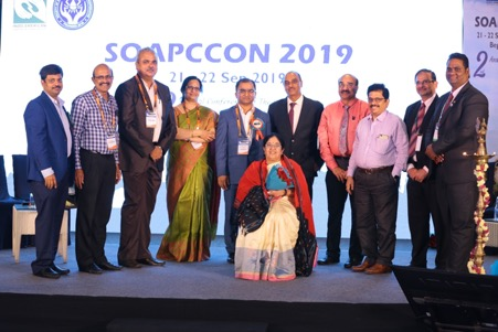 SOAPCCON 2019. Basavatarakam Indo American Cancer Hospital & Research Institute