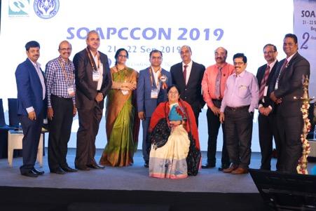 SOAPCCON 2019. Basavatarakam Indo American Cancer Hospital & Research Institute