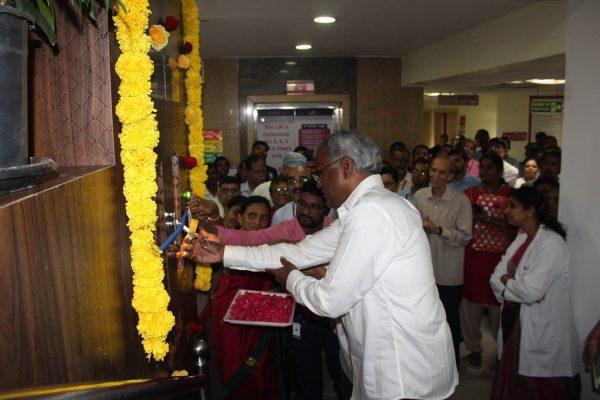Basavatarakam cancer hospital India Hyderabad samples rapid transport system
