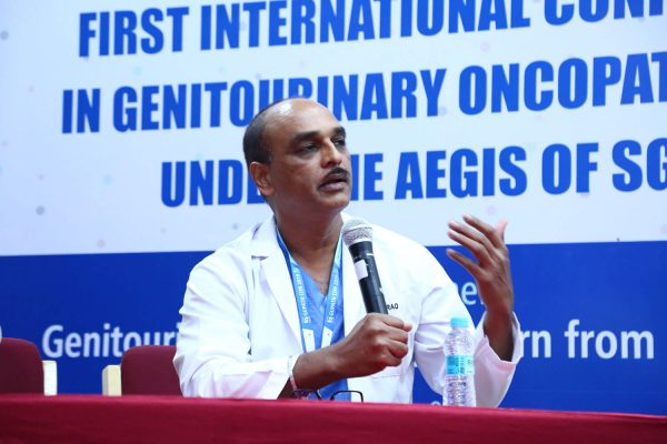 first-ever conference of society for pathologists Society of Genitourinary Pathologists of India BASAVATARAKAM CANCER HOSPITAL
