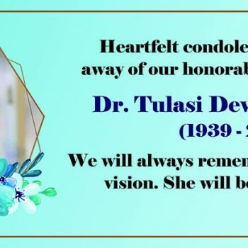 basavatarakam indo-american cancer hospital and research institute board member tulasidevi polavarapu passed away