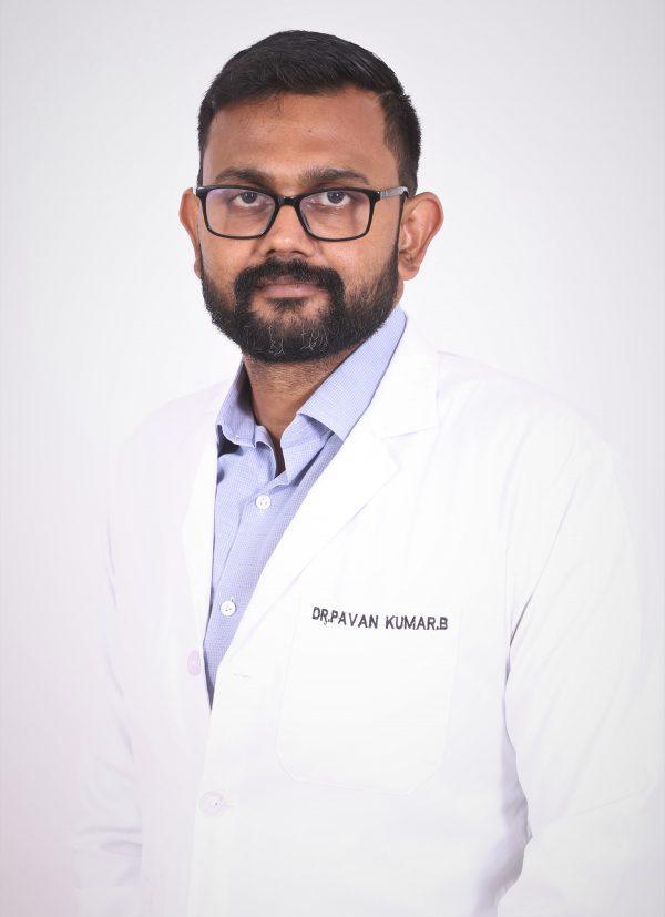 Best Hematologist Medical Oncology doctor in hyderabad Dr Pavan Kumar Basavatarakam Indo American Cancer Hospital - Medical Oncology