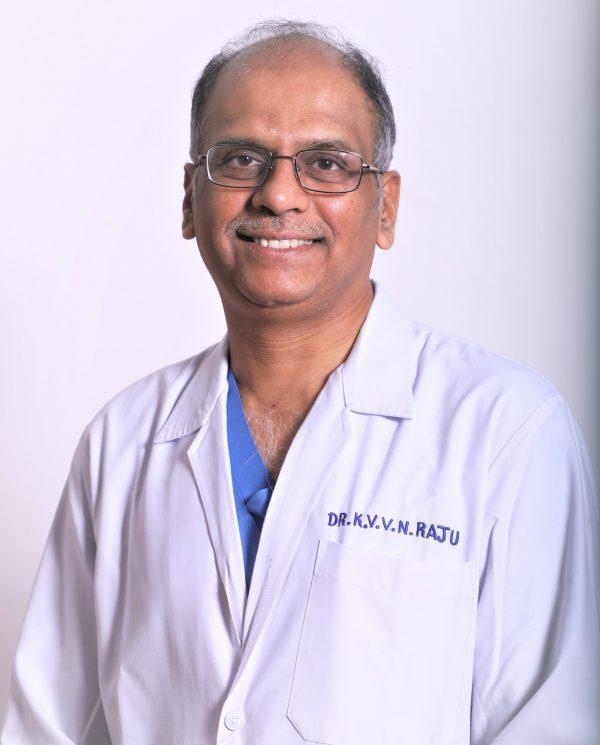 Best Surgical Oncology doctor in hyderabad dr kvvn raju Basavatarakam Indo AMerican Cancer Hospital